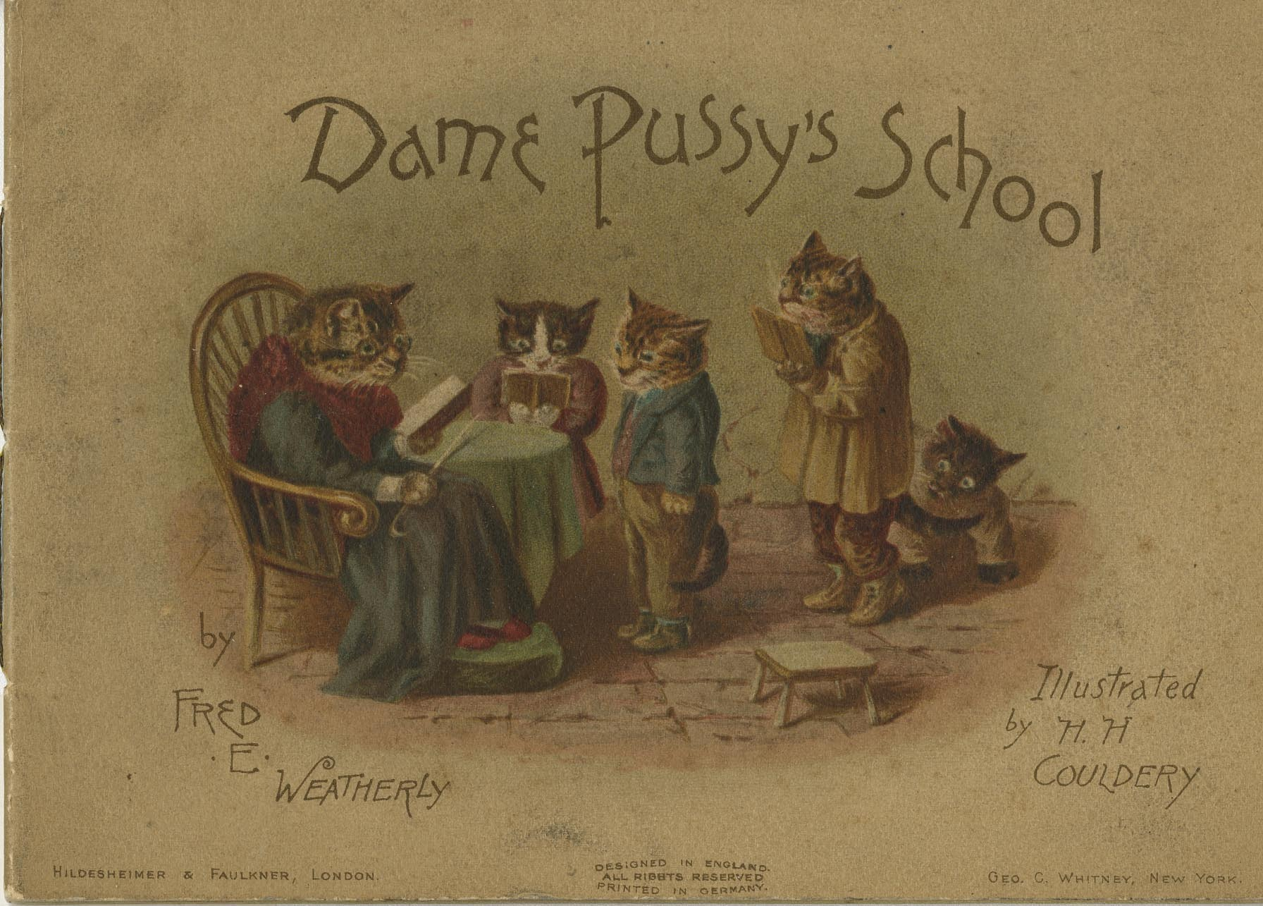 Dame Pussy's School