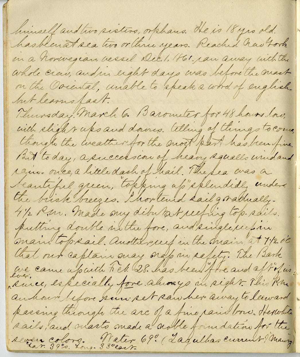 Cornelius Gold Journal, Page 11