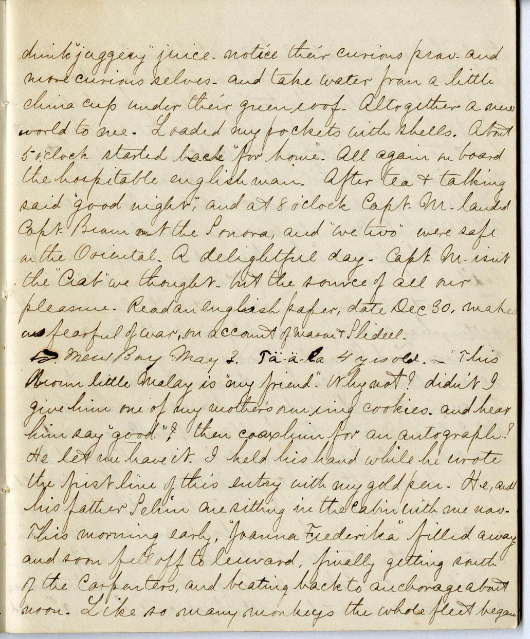 Cornelius Gold Journal, Page 26