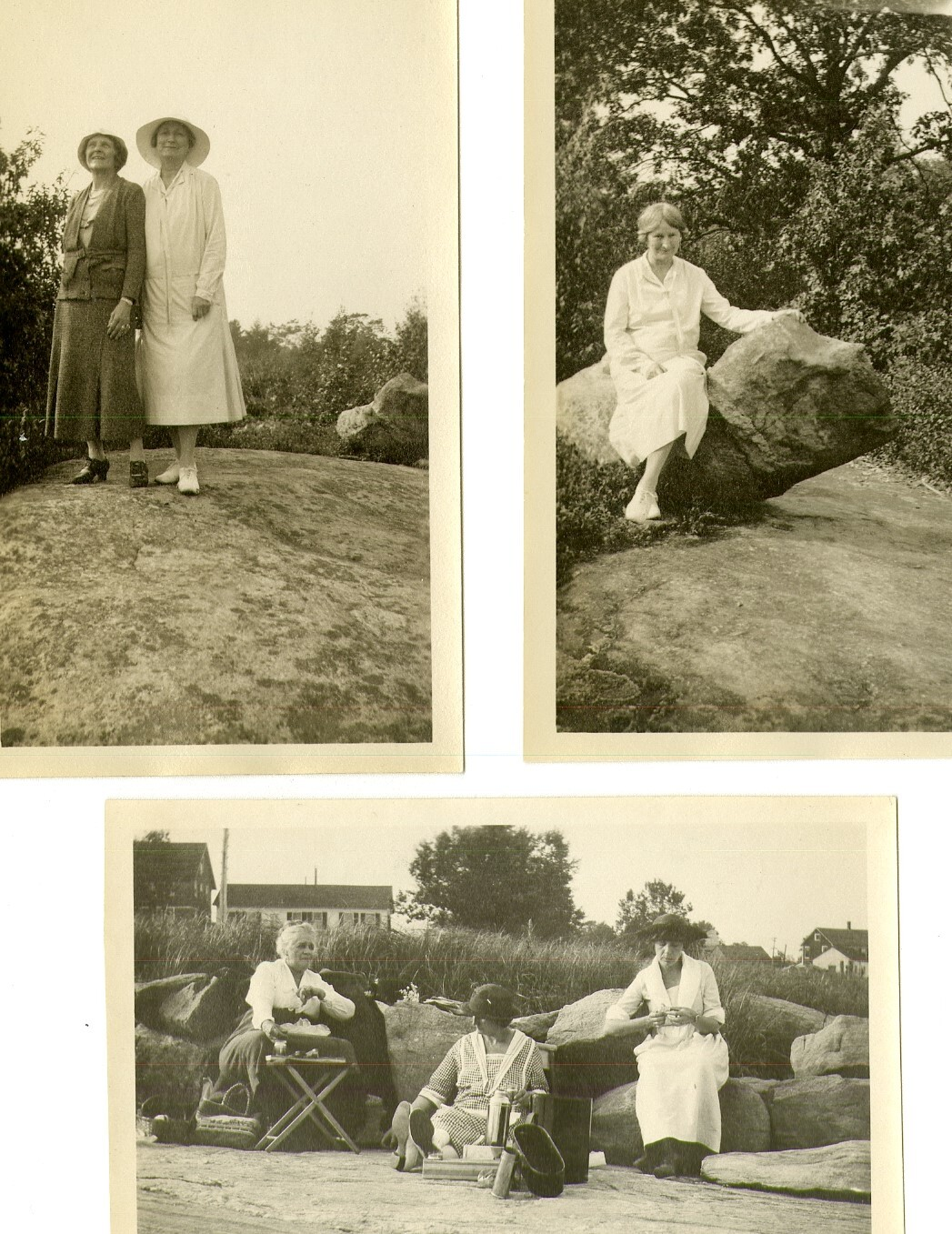 Photographs of Anna Hempstead Branch