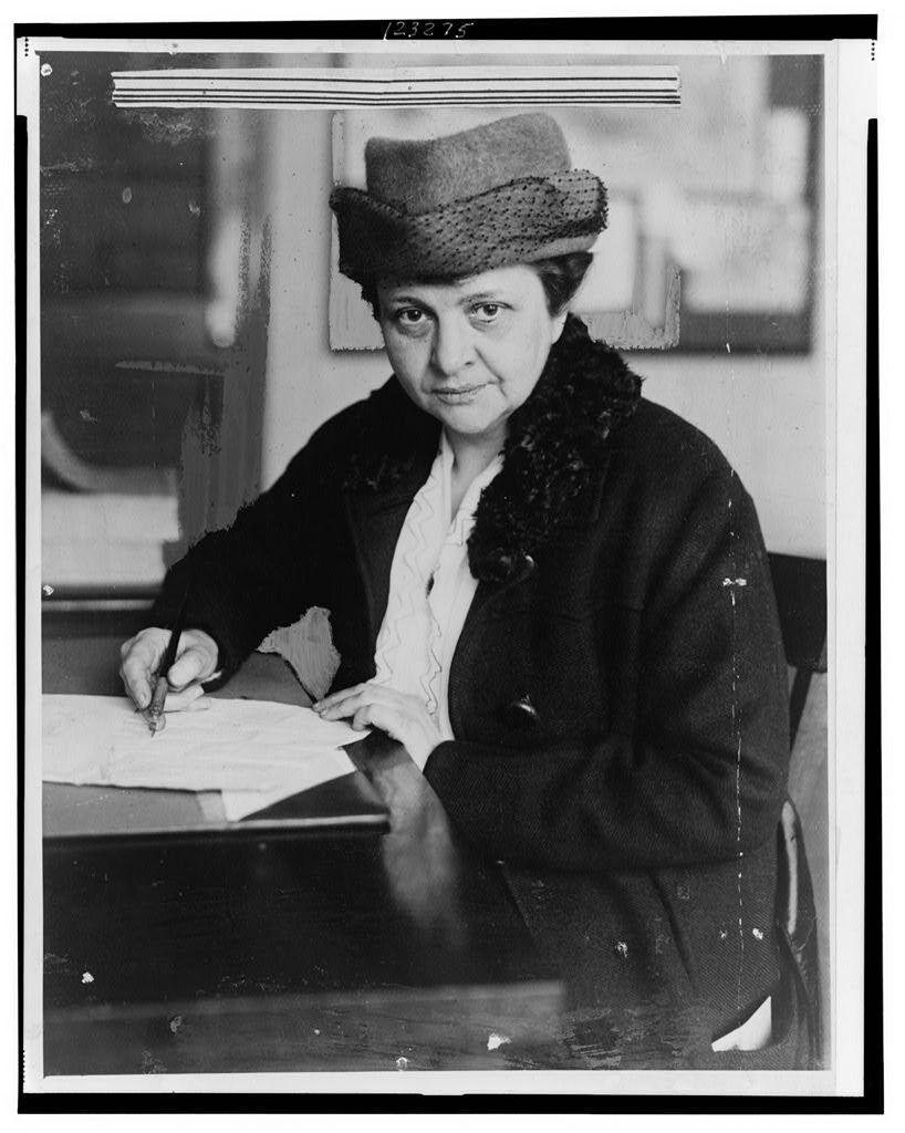 Photograph of Frances Perkins