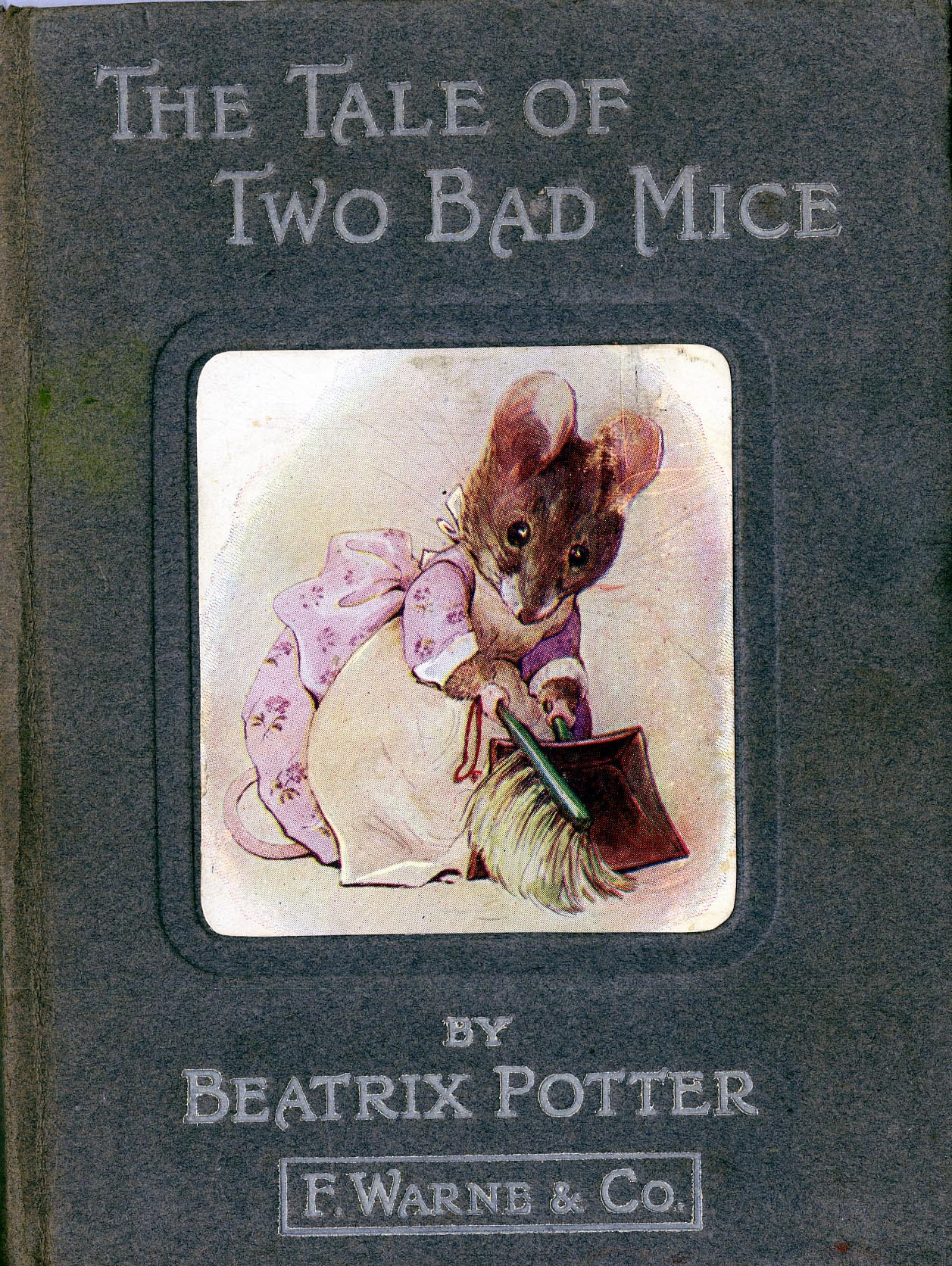 The Tale of Two Bad Mice (British)