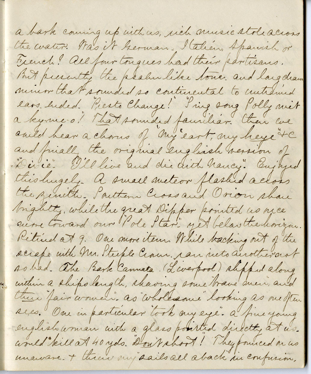 Cornelius Gold Journal, Page 22