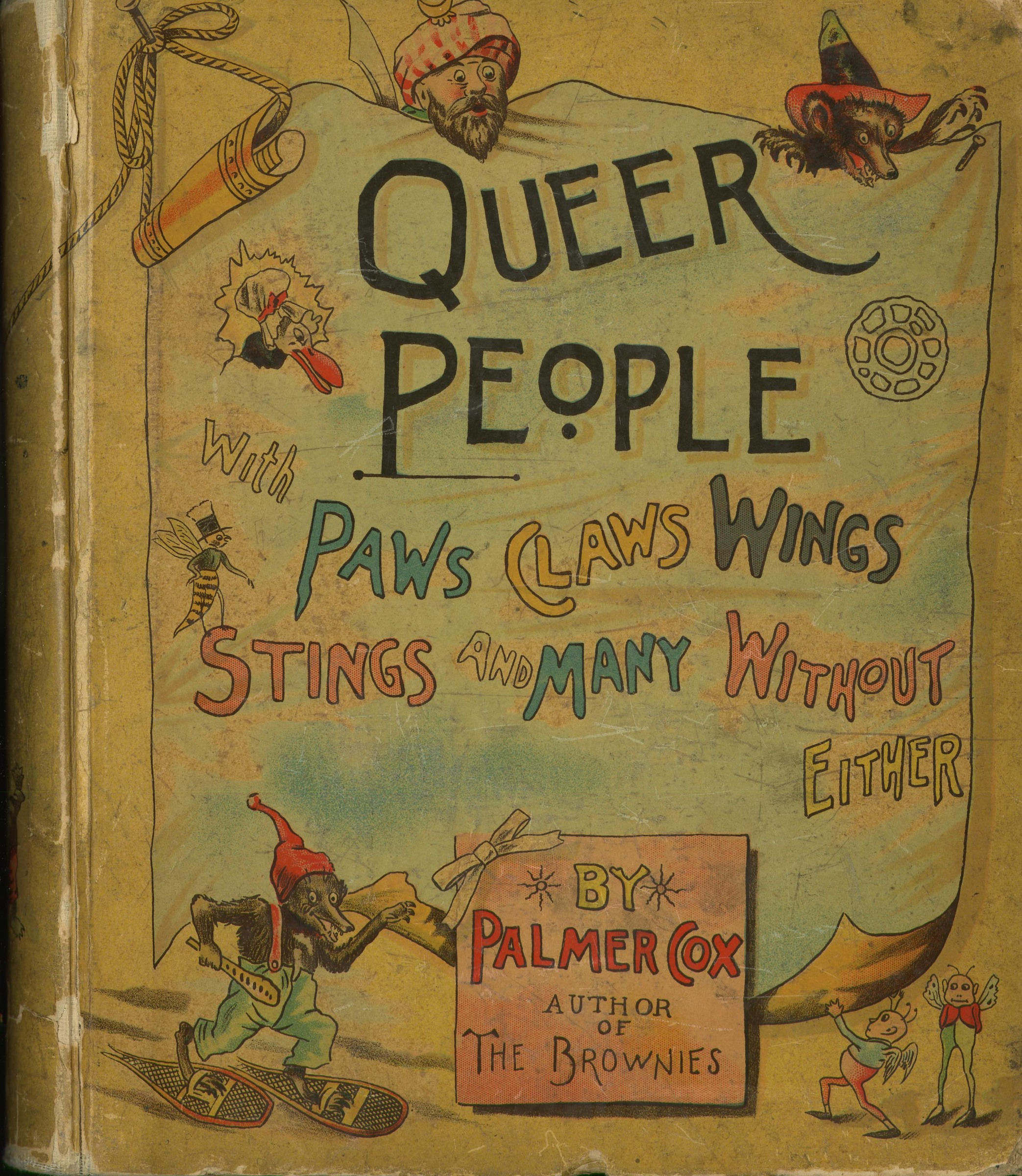 Queer People with Paws, Claws, Wings, Stings, and Many Without Either