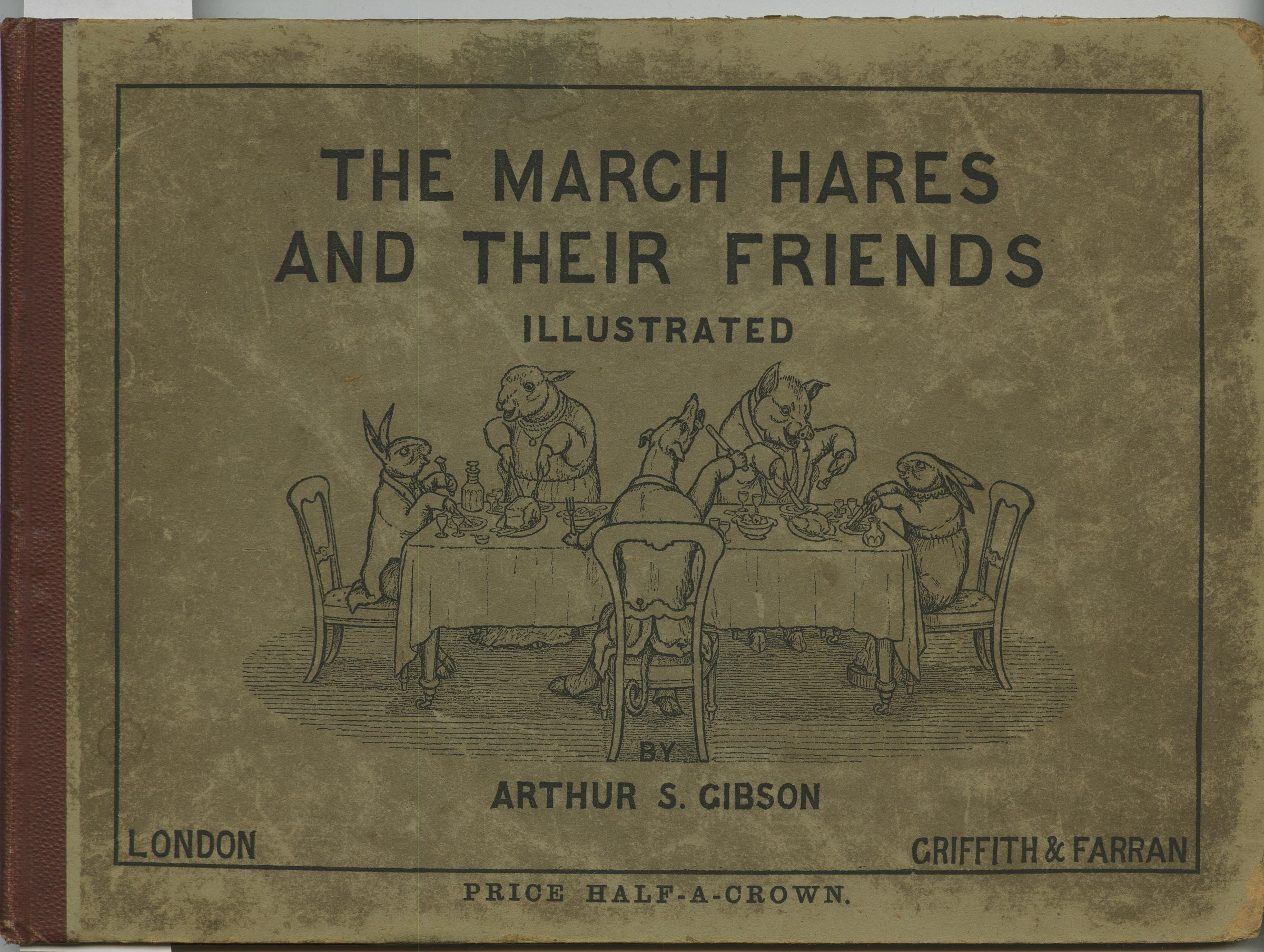March Hares and Their Friends