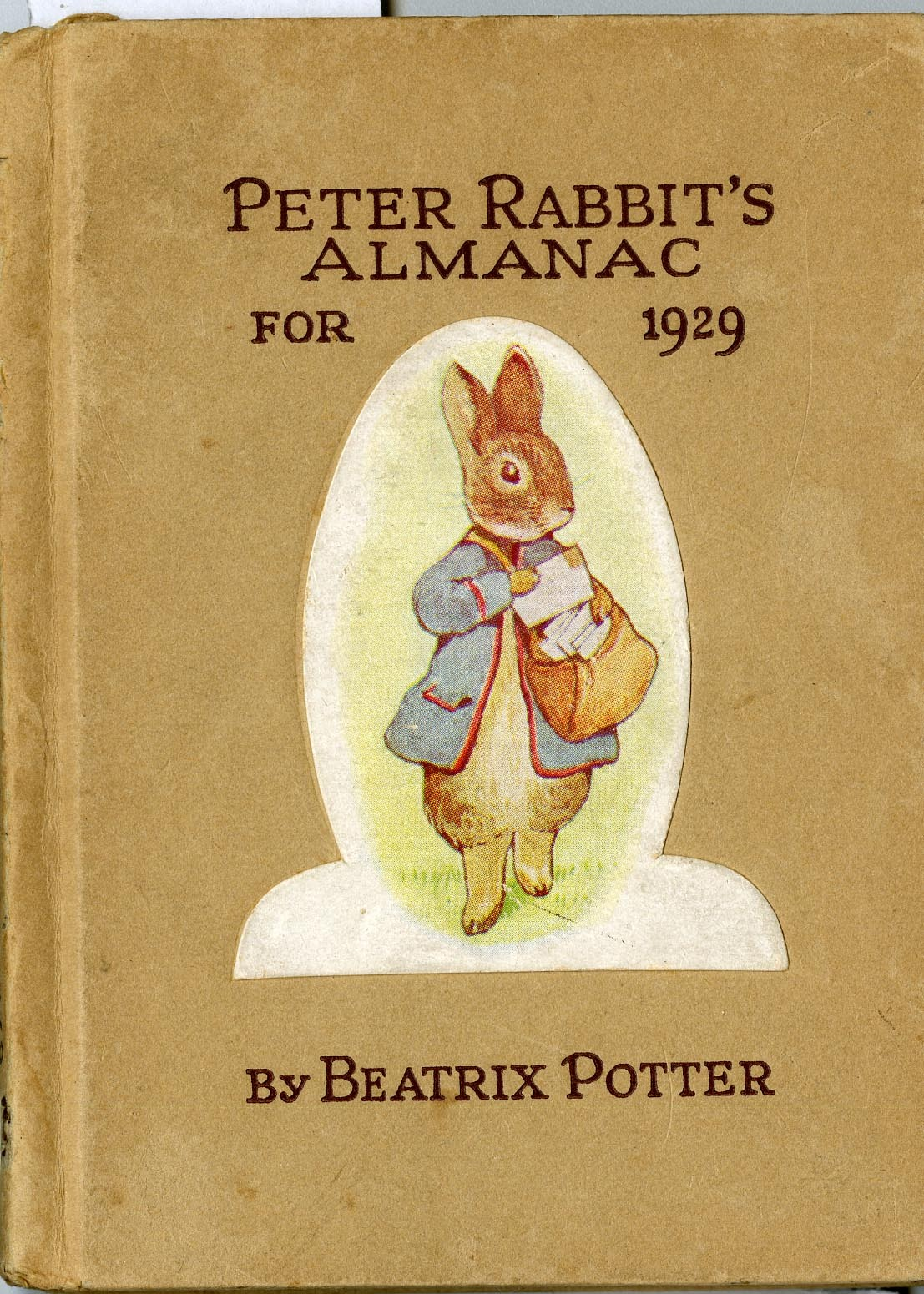 Peter Rabbit's Almanac for 1929