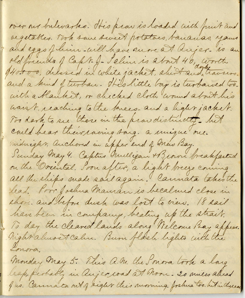 Cornelius Gold Journal, Page 28