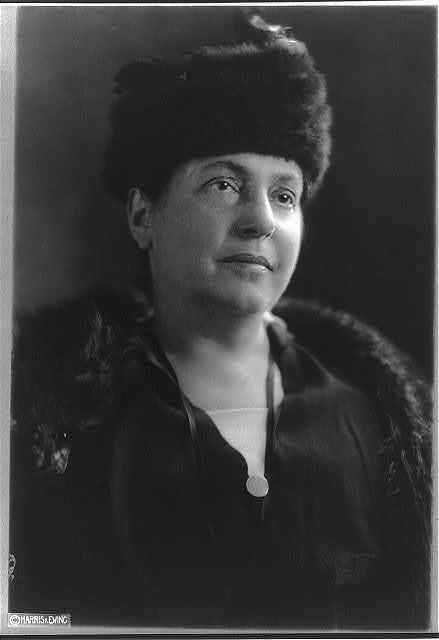 Photograph of Lillian Wald