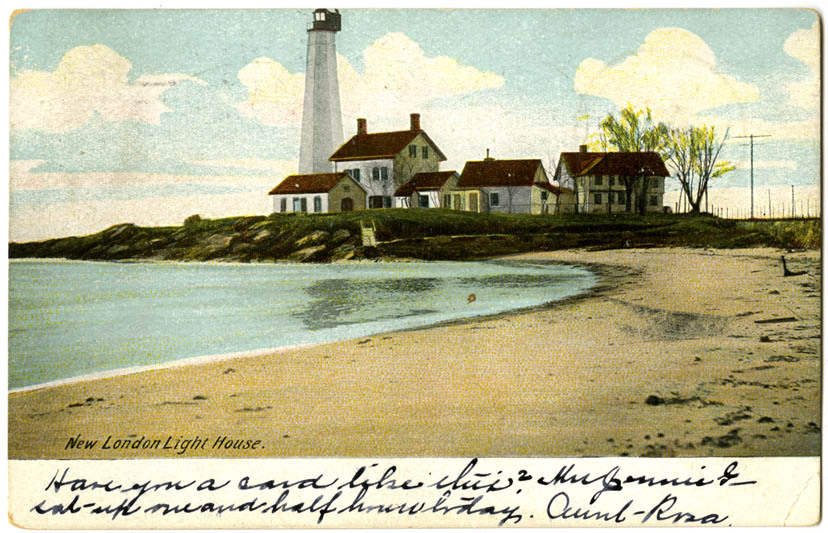 New London Light House