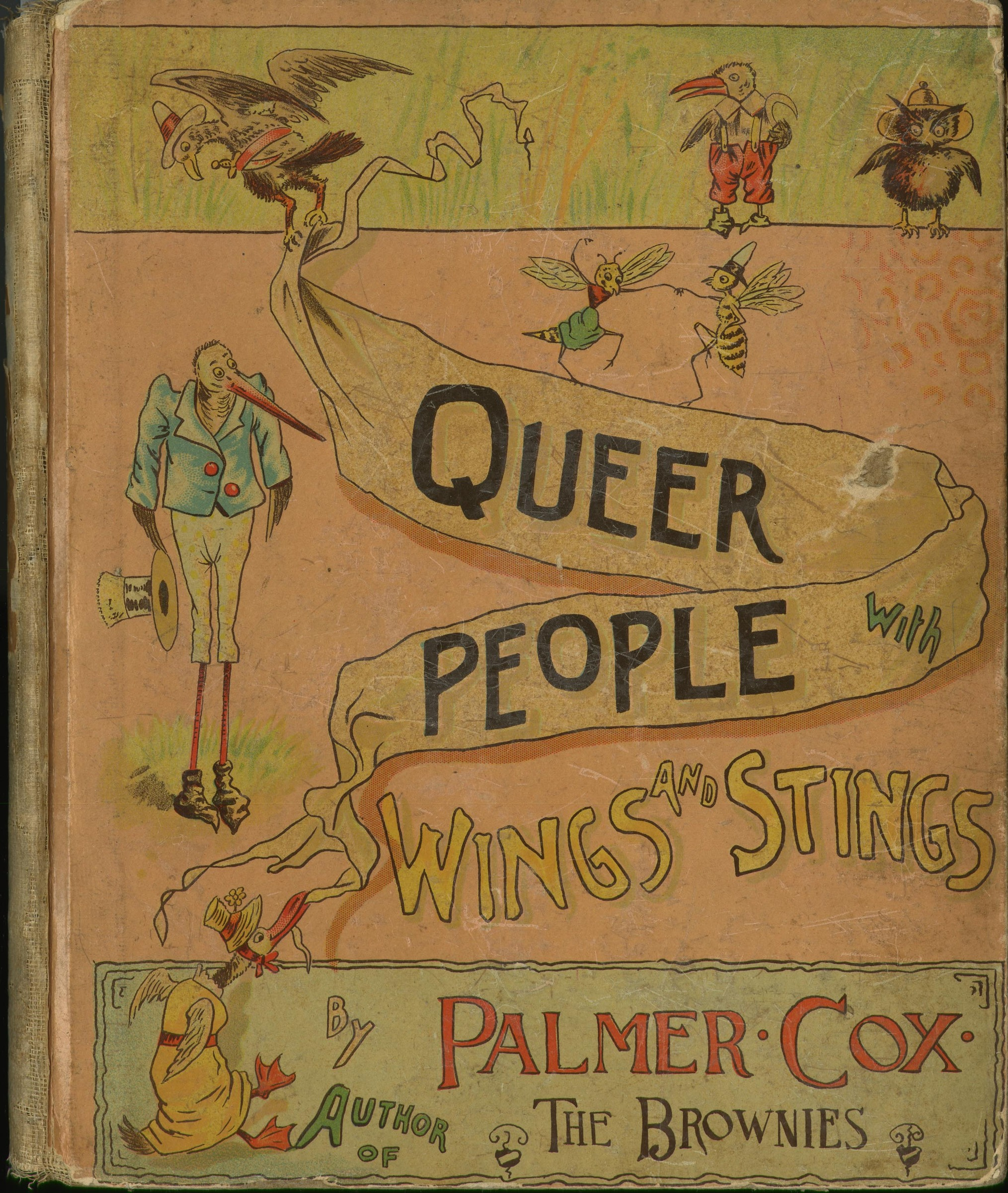 Queer People with Wings and Stings