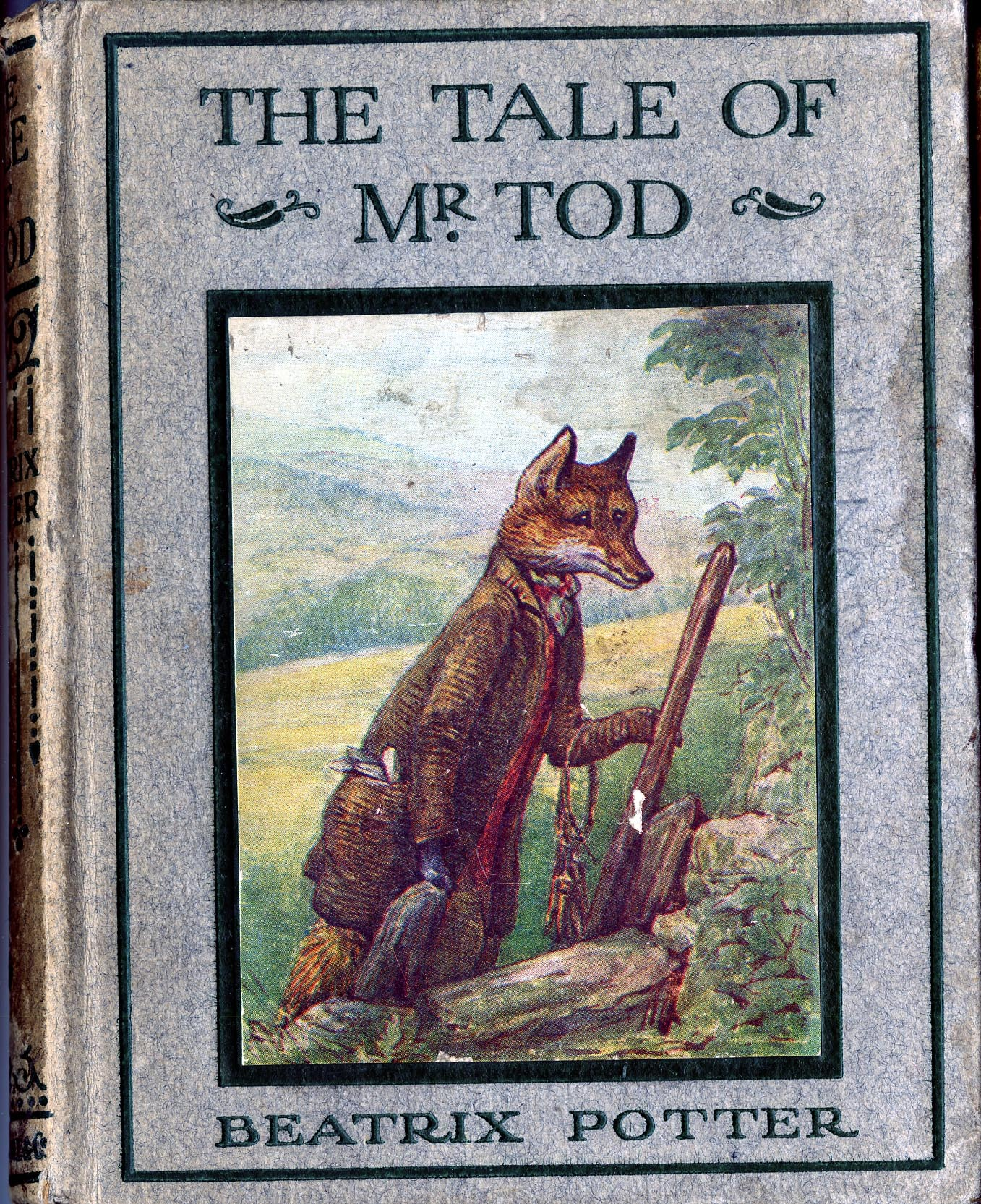 The Tale of Mr. Tod,