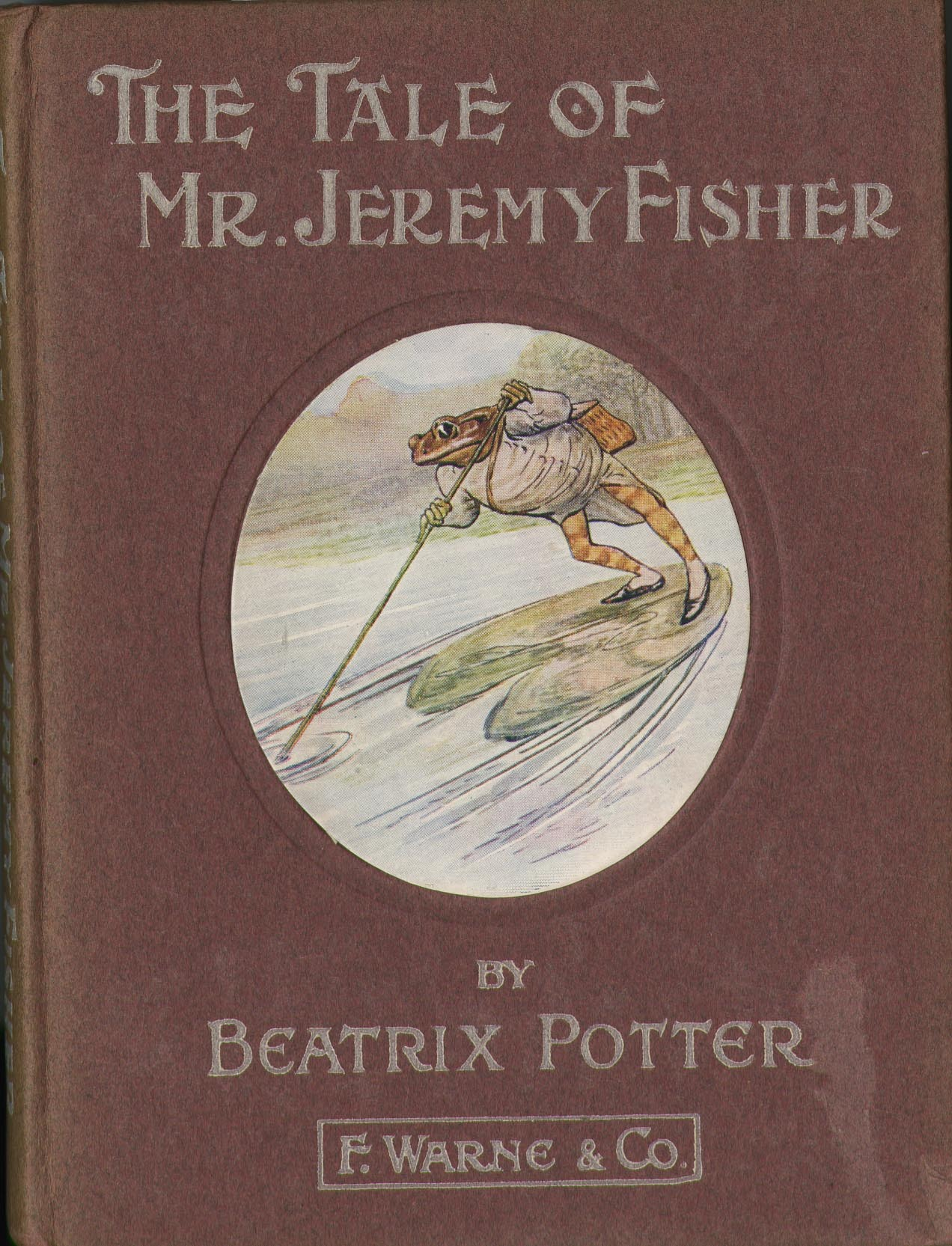 Beatrix Potter's Tale of Mr. Jeremy Fisher