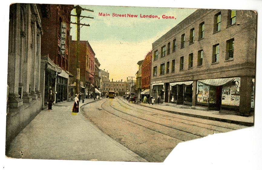Main Street New London, Conn.