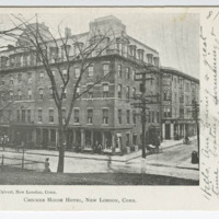 Crocker House Hotel, New London, Conn.