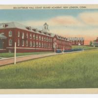 Satterlee Hall, Coast Guard Academy, New London, Conn.