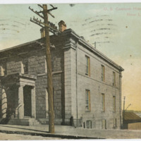 U.S. Custom House and Dock, New London, Conn.