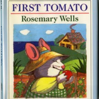 Voyage to the Bunny Planet: First Tomato