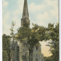 New London, Conn., First Congregational Church