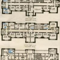 Blackstone Dormitory Floor Plan