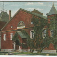 Armory, Bank St., New London, Conn.
