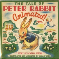 Tale of Peter Rabbit Animated!
