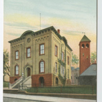 City Hall, New London, Conn.