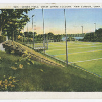 Jones Field, Coast Guard Academy, New London, Conn.