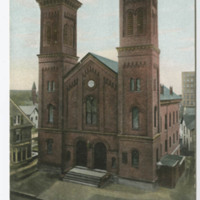 Federal Street, M.E. (Methodist Episcopal) Church, New London, Conn.