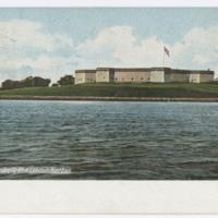 Fort Trumbull, New London Harbor