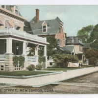 Granite Street, New London, Conn.
