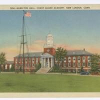 Hamilton Hall, Coast Guard Academy, New London, Conn.