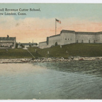 Fort Trumbull Revenue Cutter School