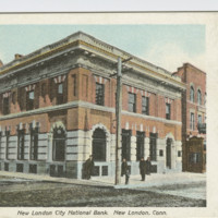 New London City National Bank, New London, Conn.