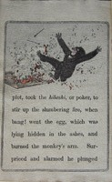Page 14, Battle of the Monkey and the Crab