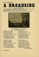 A Broadside: No. 3 Fifth Year