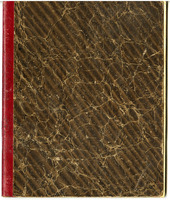 Cornelius Gold Journal, Front Cover